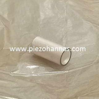 Piezoelectric Tube Cylinder Piezoelectric Transducer for Acoustic Sensor