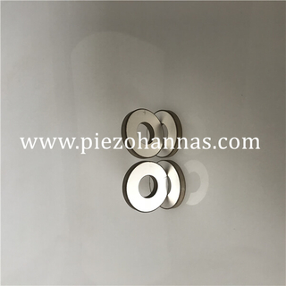 PZT8 Material Piezo Ring Welding Componnets for Mask Machine
