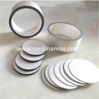 piezoelectric materials piezo disc crystal for piezo microphone