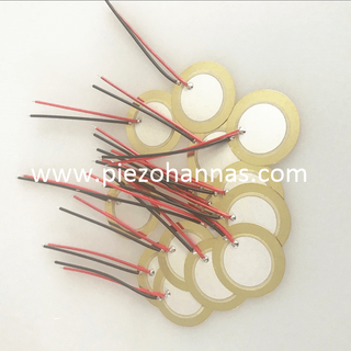 Brass Material 2 Khz Piezo Element Piezo Diaphragm