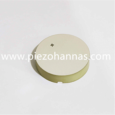 Pzt Material Piezoelectric Ceramic for Ultrasonic Transducer