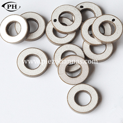 10*5*2mm piezoelectric rings with pzt82 material for 3D printer