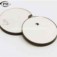 cheap piezo ceramic cylinder PZT materials for piezoelectric generator