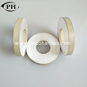 pzt 8 ring piezoelectric actuators for compression sensor