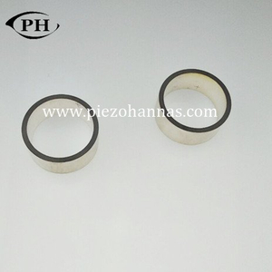 50*20*6.5mm electrical piezo ceramic ring plate for ultrasonic welding