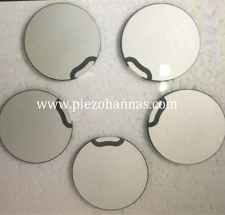 high performance piezo ceramic disc ultrasonic ceramic transducer