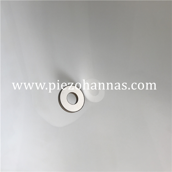 50* 20* 6mm Piezo Ceramic Ring Transducer for Cleaning Machine