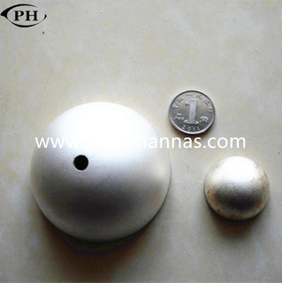 high sensititvity piezo sphere transducer for pickup guitar