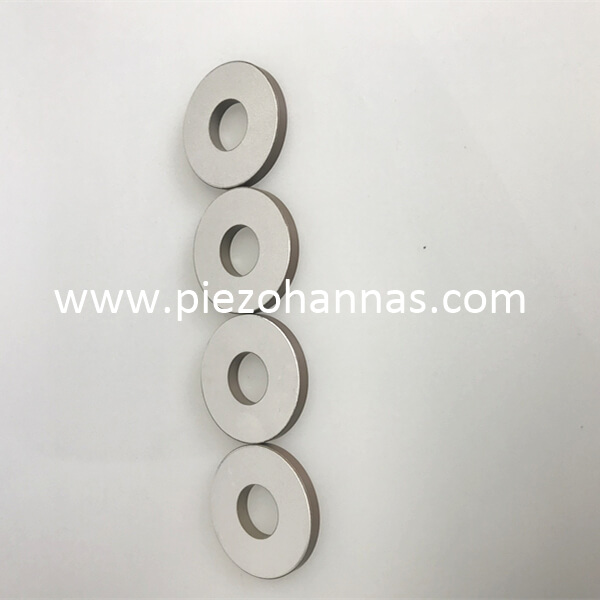 32Khz piezoelectric ring sensor for ultrasonic welding