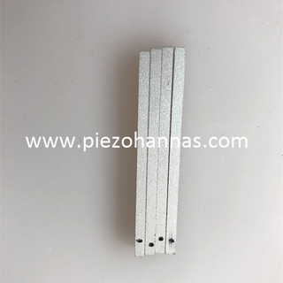 high performance piezoelectric plate sensor for light sensor