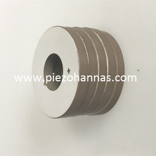 pzt material piezoelectric ring sensor for tire balancing machine