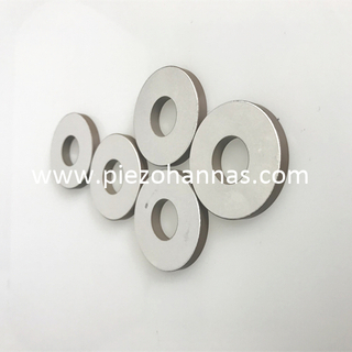 50* 20* 6mm pzt ring custom order for cleaning machine