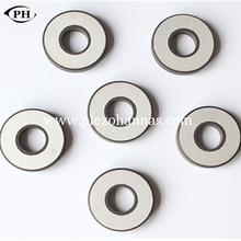 1 mhz piezoceramic rings pzt 4 for flow measurement