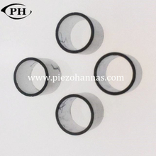 piezoelectric transducer materials tube piezoelectric sensor crystal