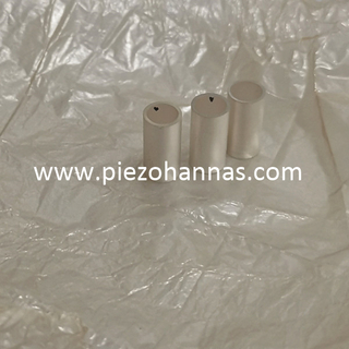 PZT5X Material Piezo Cylinder Pipe for Underwater Acoustic Sensors