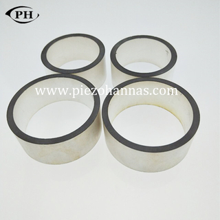 38mmx15mmx5mm high quality PZT piezo ring for ultarsonic devices