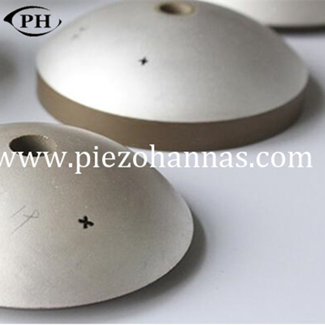 low cost high focus ultrasound piezo crystal for ultrasonc knife