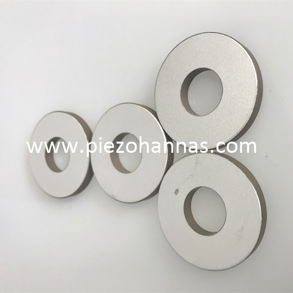 32Khz pzt piezo piezo rings for ultrasonic welding