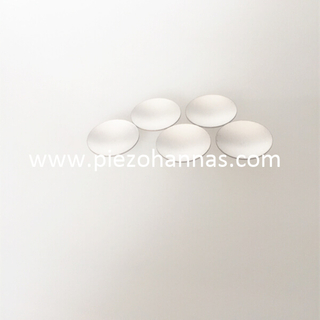 7Mhz high focus piezo ceramic for beauty device