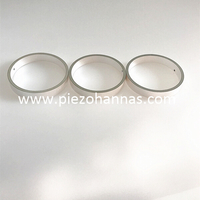 Pzt5 Material Piezoceramic Cylinder Tube for Acoustic Modem