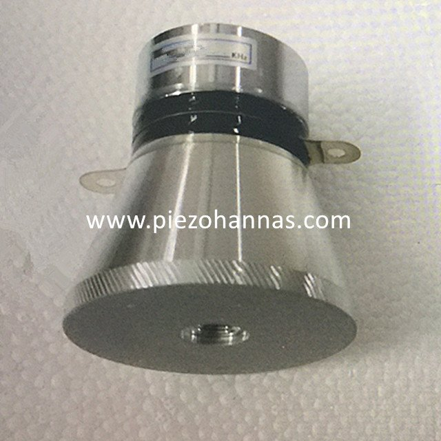 variable frequency 25khz ultrasonic cleaning transducer