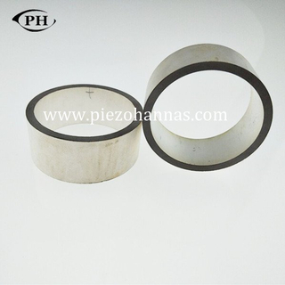 P43-38*16*5.2mm ring piezo bimorph actuator for igniter