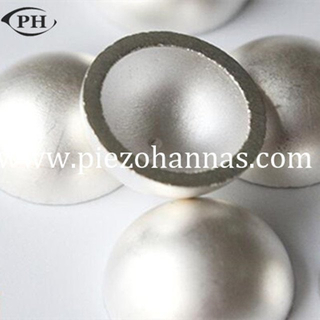 High Performance Piezo Ceramic Sphere Crystal PZT 8 for Sonar