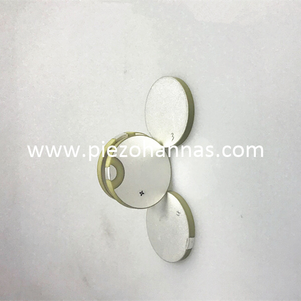 Piezoceramic Materials And Components Pzt Piezoelectric Disc Buy