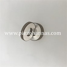 P5 material piezoelectric ring sensor for tire balancing machines