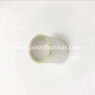 piezoelectric materials piezo tube transducer for hydrophone