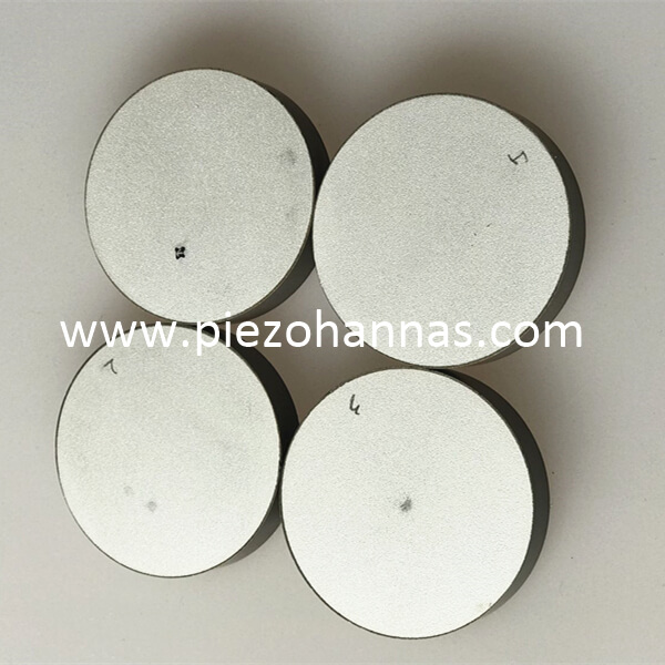 Piezoelectric Discs Piezoelectric Crystal Cost for Ultrasonic Imaging