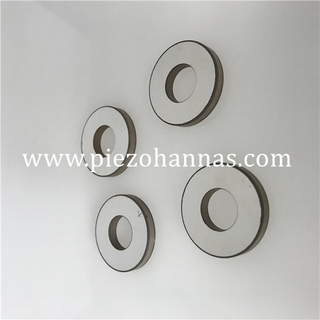 high frequency piezo ceramic ring piezoelectric transducer