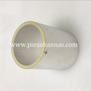 piezoelectric materials piezo tube for ocean project
