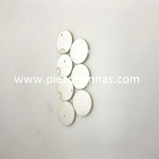 high quality piezo element pickup for vibration sensor