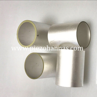 PZT5 Material Piezo Ceramic Tube for NDT Ultrasonic Detection