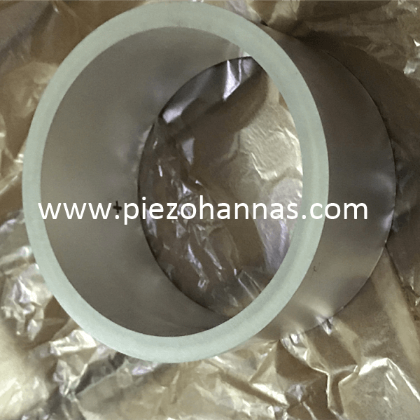 Pzt Piezo Ceramic Material Piezoceramics Tube Buy on Stock