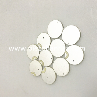 Soft PZT Materials Piezo Disc Crystal for Accelerometer