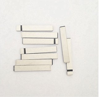 piezo plate energy generation piezo electric plates for SAW type touch panel