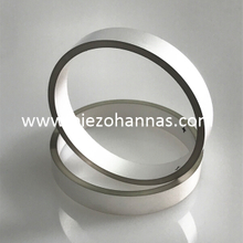 Pzt Ceramic Tube Piezoceramic Cylinder for Sidescan Transducers