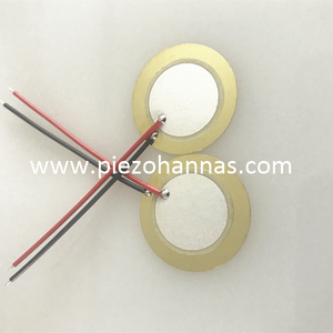 Solder Wire Piezo Diaphragm Piezoelectric Buzzer for Toys