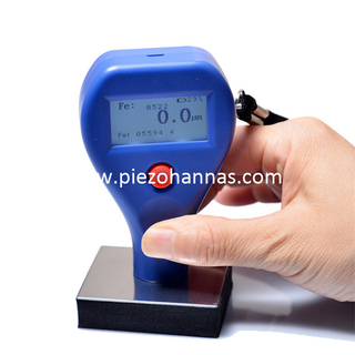 Electronic Digital Galvanized Coating Thickness Gauge