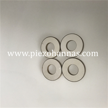 500Khz Piezo Ceramic Ring Crystal for Cleaning Transducer