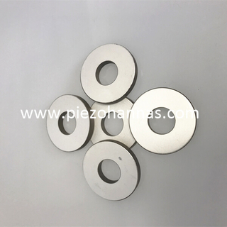 P8 Material Piezoceramic Ring for Ultrasonic Motor