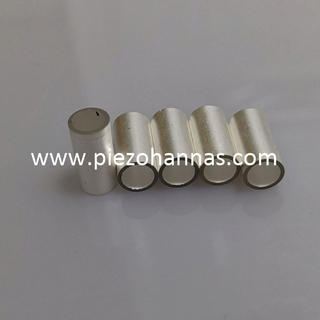 98KHz Piezo Ceramic Cylinder for Sonar Transducers
