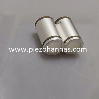 Pzt Ceramic Tube Sensitive Piezoelectric Transducer