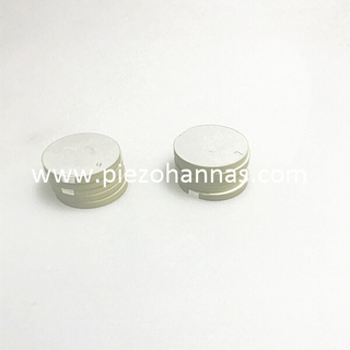 Hard Material Piezo Ceramic Disc for DVL Doppler Velocity Logs