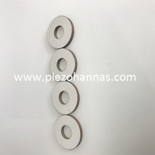 Pzt4 Material Piezo Ceramic Ring for Tonpils Transduser