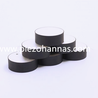 Lead Free 200Khz Piezoelectric Disc for Underwater Equipment