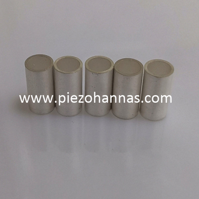 75Khz Piezoceramic Cylinder Tube for Hydrophone Transducer