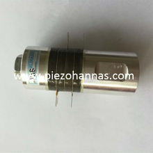 stock 20KHZ piezoelectric ultrasonic welding transducer‎